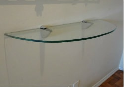 Estante De Vidro Temperado : Prateleira em vidro com Ótimos preços vidraçaria vidrolacbox